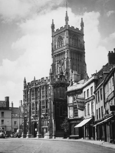 Cirencester Church--Photographic Print