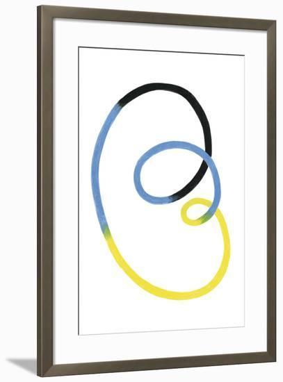 Cirkel-Archie Stone-Framed Giclee Print