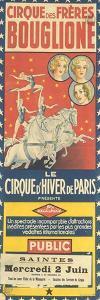 Cirque des Frères Bouglione