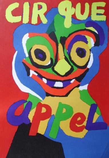 Cirque-Karel Appel-Premium Edition