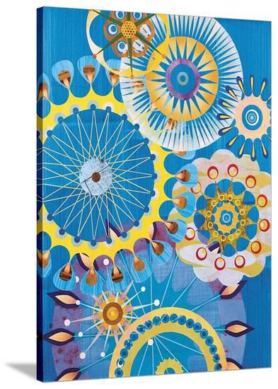 Cirrosa-Rex Ray-Stretched Canvas Print