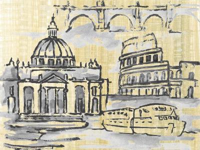 Cities III-Margaret Ferry-Art Print