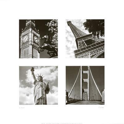 Cities--Art Print
