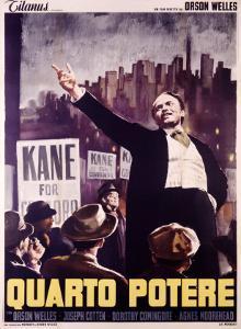 Citizen Kane (Italian Release)