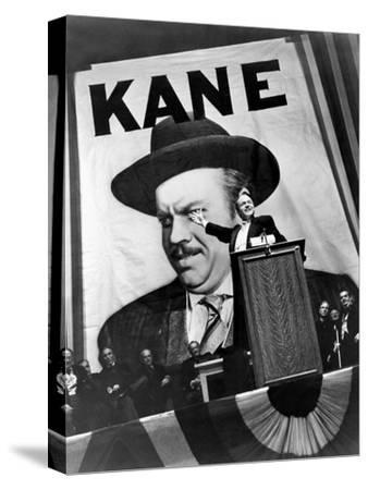 Citizen Kane, Orson Welles, 1941, Running For Governor
