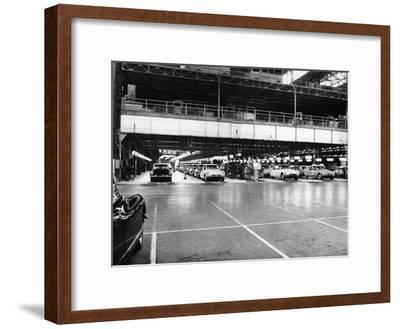 Citroen Production Line, 1960