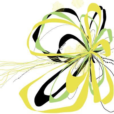 Citron Bloom 2-Jan Weiss-Art Print