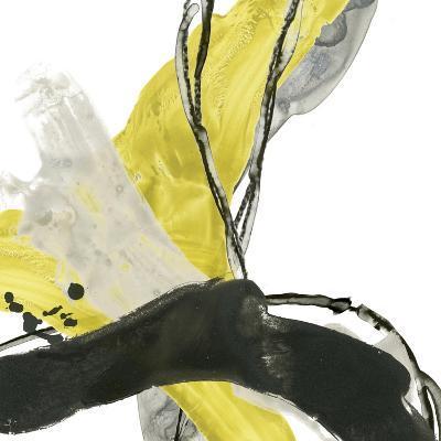 Citron Flux III-June Vess-Premium Giclee Print