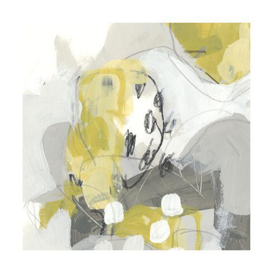 Citron Mist IV--Art Print