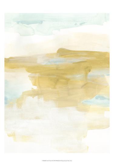Citron Vista II-June Erica Vess-Art Print