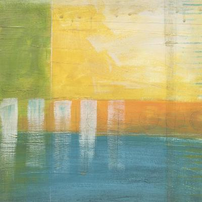 Citrus Fields I-Erica J^ Vess-Art Print
