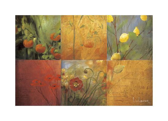 Citrus Garden-Don Li-Leger-Giclee Print