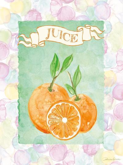 Citrus Orchard 3-Patricia Haberler-Art Print