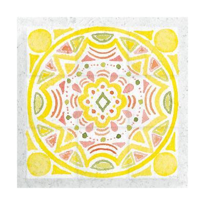 Citrus Tile II v2-Elyse DeNeige-Art Print