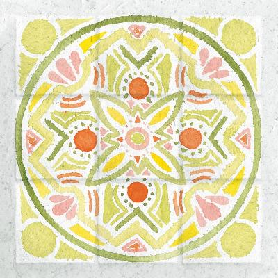 Citrus Tile III-Elyse DeNeige-Art Print