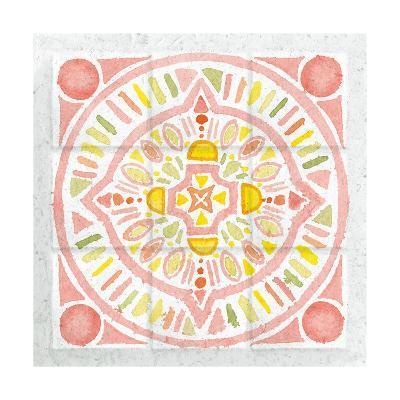 Citrus Tile IV-Elyse DeNeige-Art Print