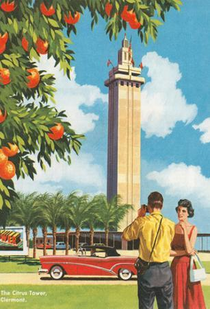 Citrus Tower, Clermont, Florida