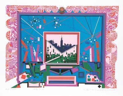 City 359-Risaburo Kimura-Limited Edition
