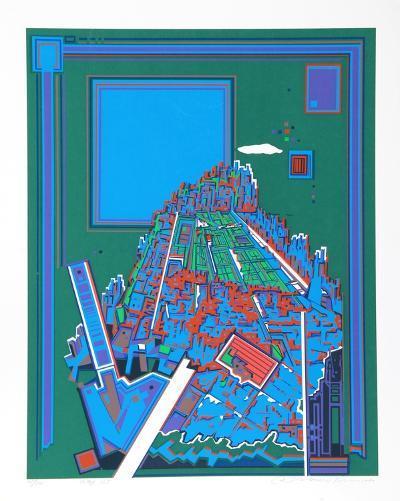 City 365-Risaburo Kimura-Limited Edition