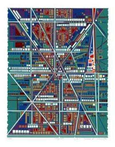 City 368- Kimura-Limited Edition