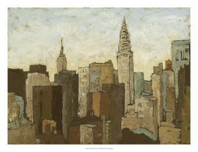 City and Sky II-Megan Meagher-Premium Giclee Print
