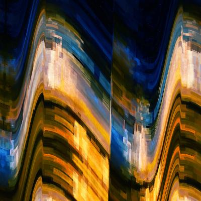 City at Night 4-Ursula Abresch-Photographic Print