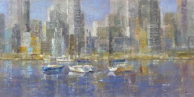 City Bay-Longo-Giclee Print