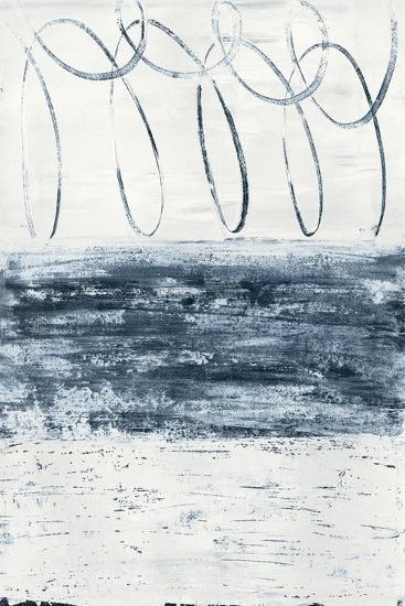 City Beach-Piper Rhue-Art Print
