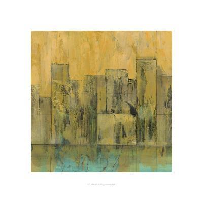 City by the Sea II-Jennifer Goldberger-Premium Giclee Print