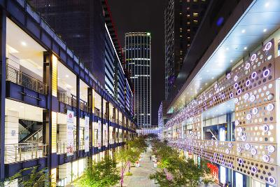 City Center, Taipei, Taiwan, Asia-Christian Kober-Photographic Print