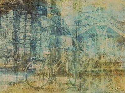 City Collage - Paris 01-Joost Hogervorst-Art Print