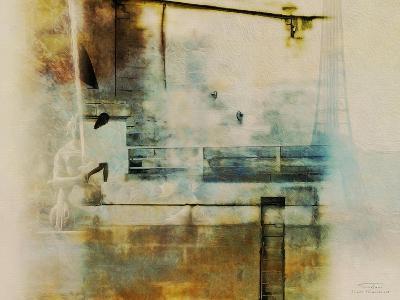 City Collage - Paris 05-Joost Hogervorst-Art Print