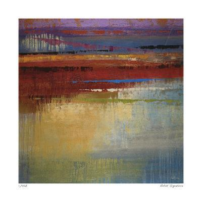 City Colors I-Selina Rodriguez-Giclee Print
