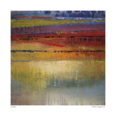 City Colors II-Selina Rodriguez-Giclee Print