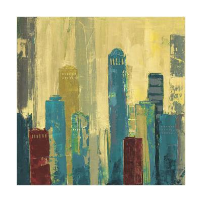 City Connection I-Julie Joy-Art Print