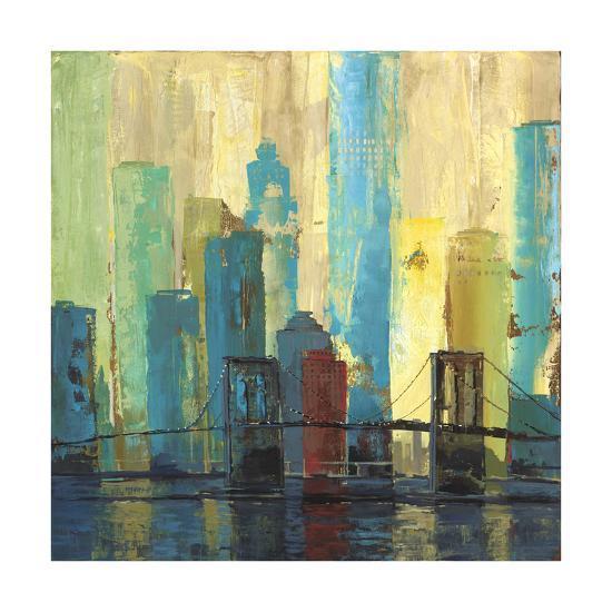 City Connection II-Julie Joy-Art Print