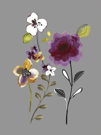 City Flowers IV-Sandra Jacobs-Giclee Print