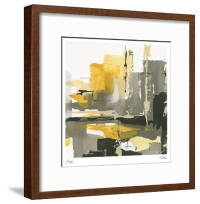 City Grey I-Chris Paschke-Framed Limited Edition