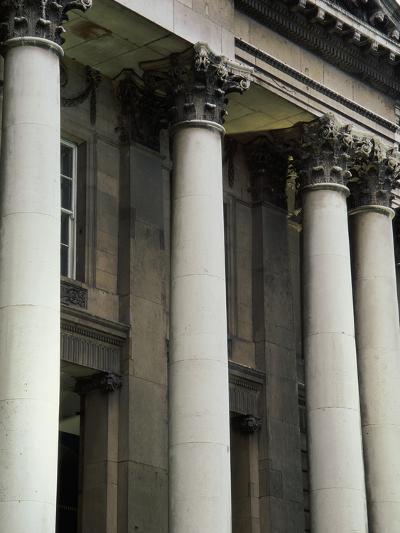 City Hall, Dublin, Ireland--Photographic Print