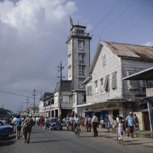 City Hall, New Amsterdam, Guyana