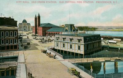 City Hall, Providence, Rhode Island