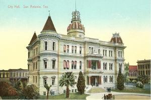City Hall, San Antonio