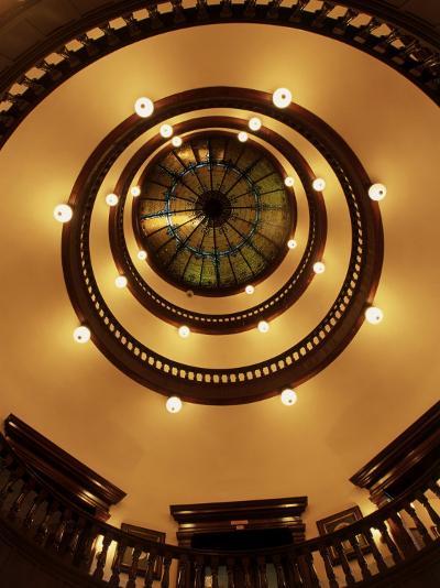 City Hall, Savannah, Georgia, USA--Photographic Print