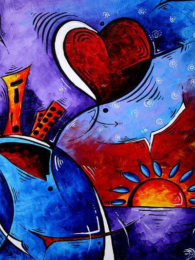 City In Motion-Megan Aroon Duncanson-Art Print