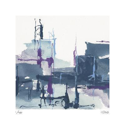 City Indigo II-Chris Paschke-Limited Edition