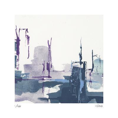 City Indigo III-Chris Paschke-Limited Edition
