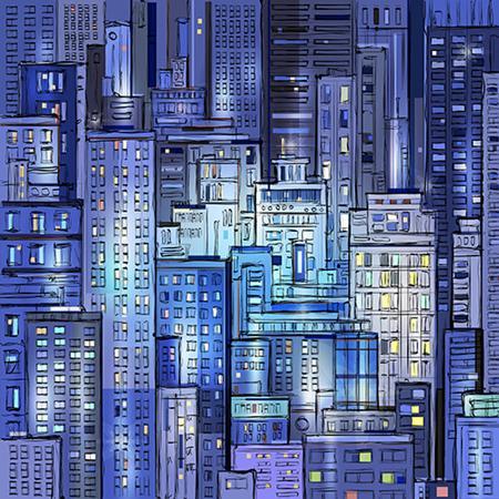 city-landscape-at-night