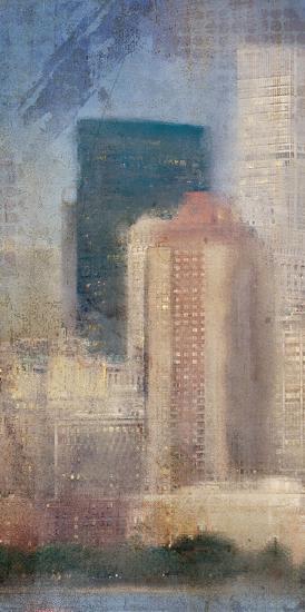 City Life A-Kimberly Allen-Art Print