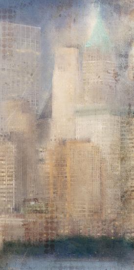 City Life B-Kimberly Allen-Art Print