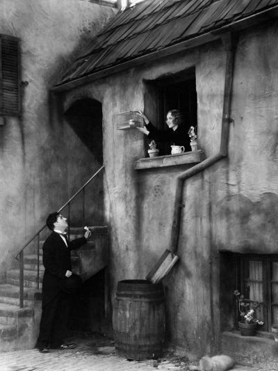 City Lights, 1931--Photographic Print
